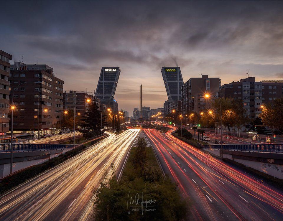 Plaza-Castilla-Estelas-Madrid