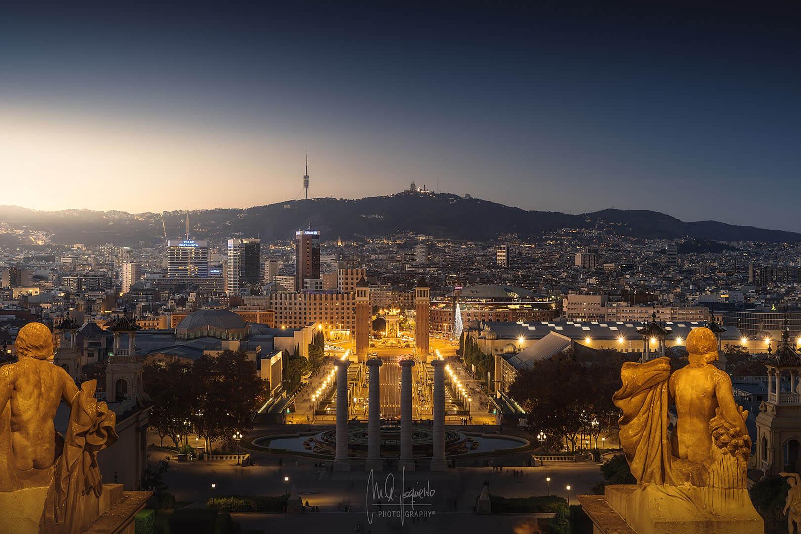 Barcelona_desde_Monjuic
