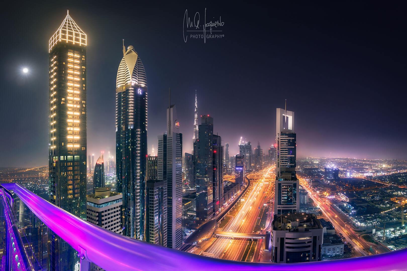 Dubai LEVEL 43 WEB